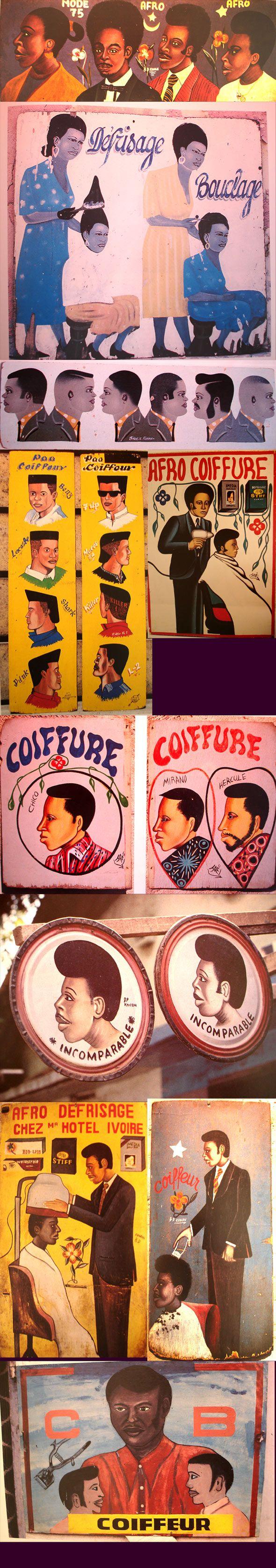 1000 Ides Sur Le Thme Enseigne De Coiffeur Sur Pinterest Salon