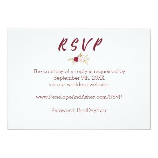 372 best Bohemian Wedding Invitations images on Pinterest