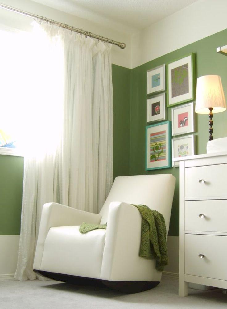 50 Beautiful Dark Green Living Room Furniture Ideas
