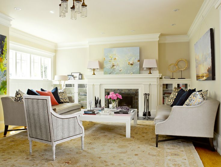 19 Best Barrel Back Chairs Images On Pinterest  For The Home Fascinating Yellow Living Room Chairs Inspiration