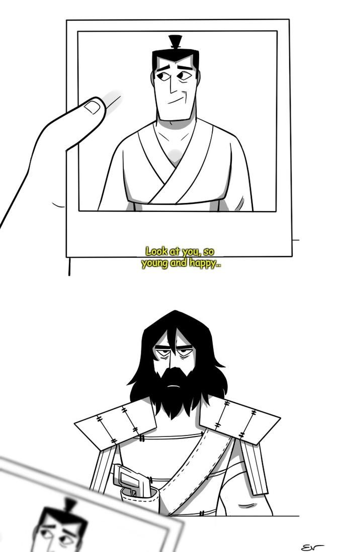 Samurai Jack: Trending Images Gallery | Know Your Meme