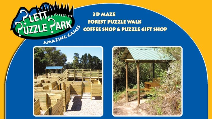 Plett Puzzle Park  Plettenberg Bay, Dec2016 Jan2017