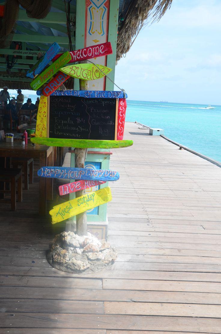 Aruba-Palm beach