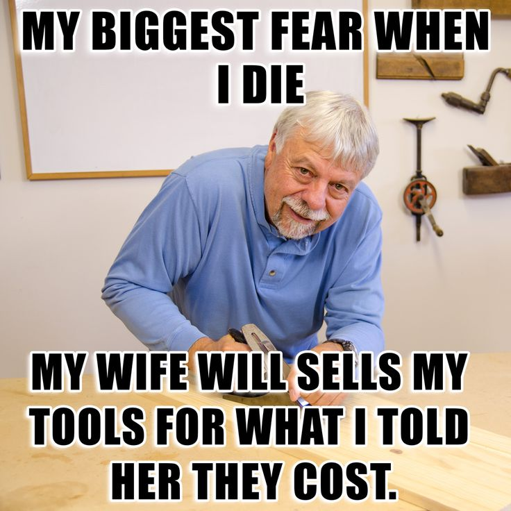 My Biggest Fear When I Die #woodworking