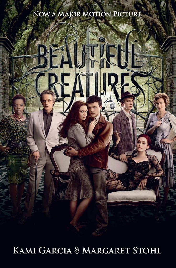 Beautiful Creatures movie is out in February!