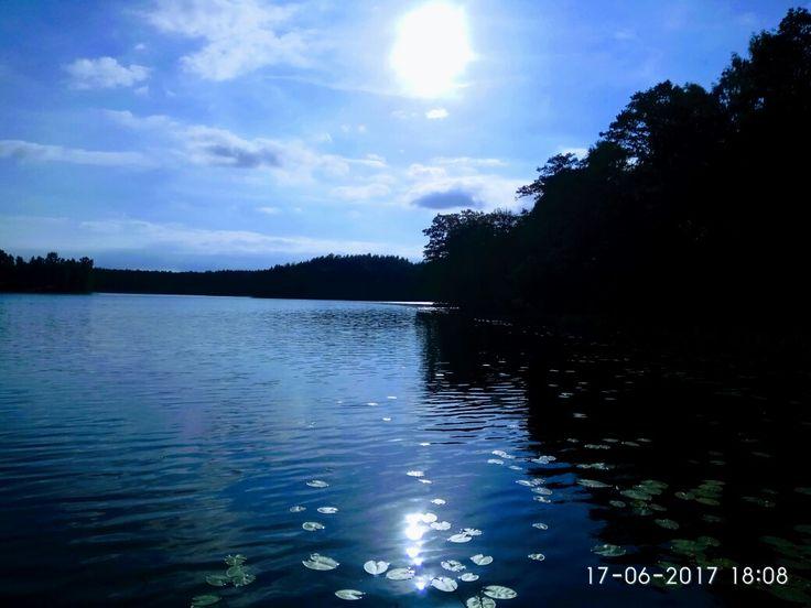 Jezioro Druglin Duży,  Mazury