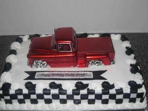 9 Best Images About Car Birthday Cakes On Pinterest