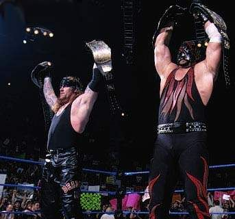 Brothers of Destruction l The Undertaker & Kane