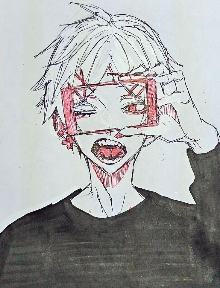Pin by Dejjui on Pfps Anime drawings boy, Anime drawings