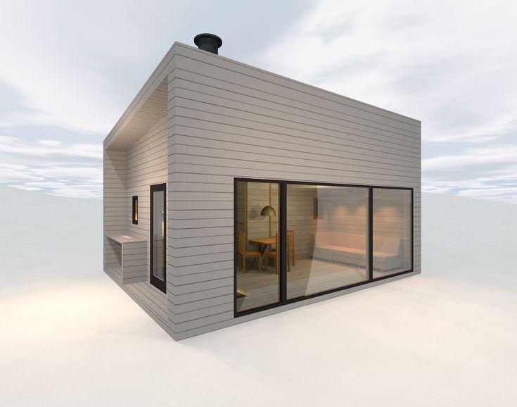 Astolf Astolf är ett attefallshus i vinkel med två loft. Ett annorlunda och lite speciellt hus. Modern stram design med mycket trevlig planlösning. Som alla våra hus är det mycket välisolerat med 145+45 mm isolering i väggarna, 220 mm i taket. Kan köpas som byggsats men det är också möjligt att enbart köpa ritningar och …