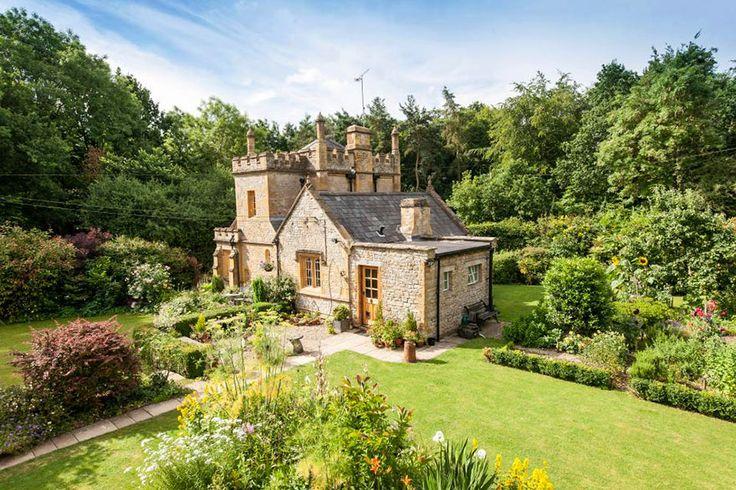 Anglia legkisebb kastélya | Fotó via boredpanda.com - PROAKTIVdirekt Életmód magazin és hírek - proaktivdirekt.com