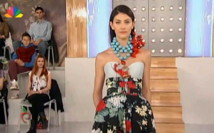 "The Elixir Collection featured @ ""Mila"" TV show Vassilis Zoulias spring – summer collection & P.Kondylatos accessories as seen at Madwalk. See the full show here: https://www.youtube.com/watch?v=IvHeMiEACJU"