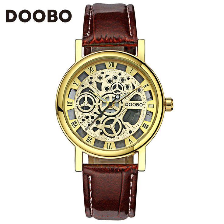$8.99 (Buy here: https://alitems.com/g/1e8d114494ebda23ff8b16525dc3e8/?i=5&ulp=https%3A%2F%2Fwww.aliexpress.com%2Fitem%2FDOOBO-Watch-Men-Watch-Top-Brand-Luxury-Gold-Men-s-Watches-Fashion-Skeleton-Watches-Waterproof-Leather%2F32795037469.html ) DOOBO Watch