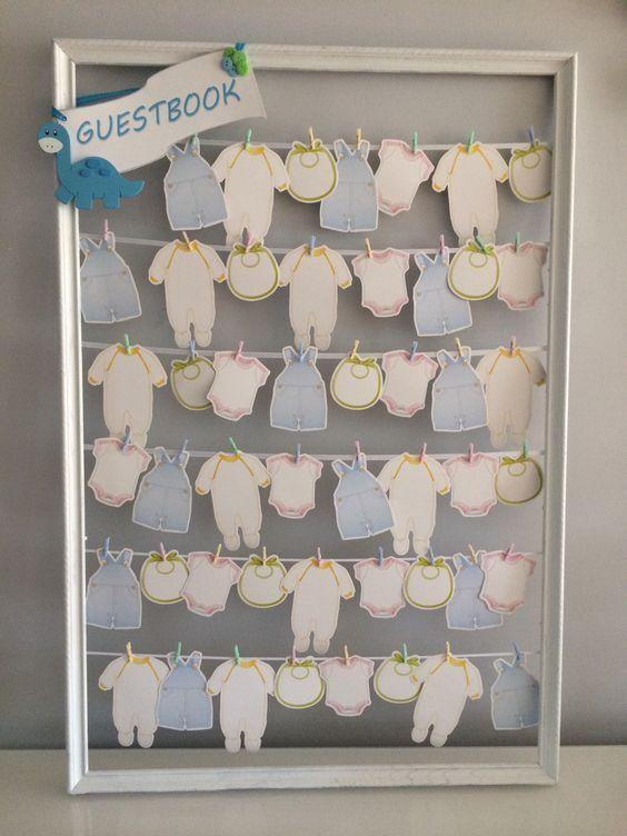 DIY Baby Shower Ideen für Jungen mit kleinem Budget