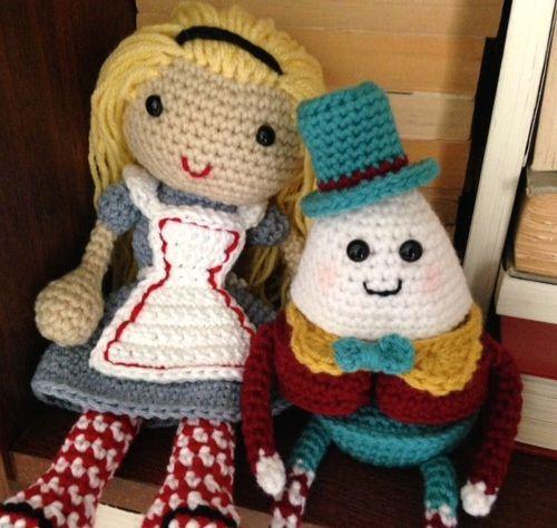 Free Humpty Dumpty Knitting Pattern : FREE PATTERN! Humpty Dumpty Puzzle Doll The ojays, Free pattern and Pa...