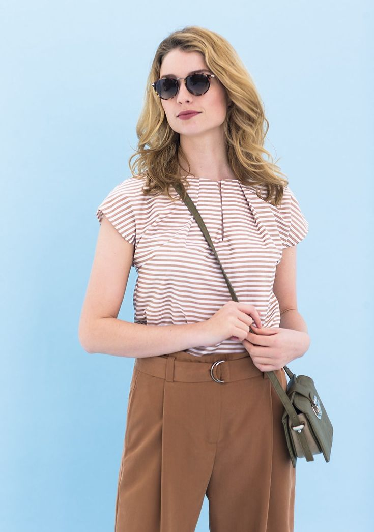 35 Best Knipmode April 2017 Images On Pinterest Fashion