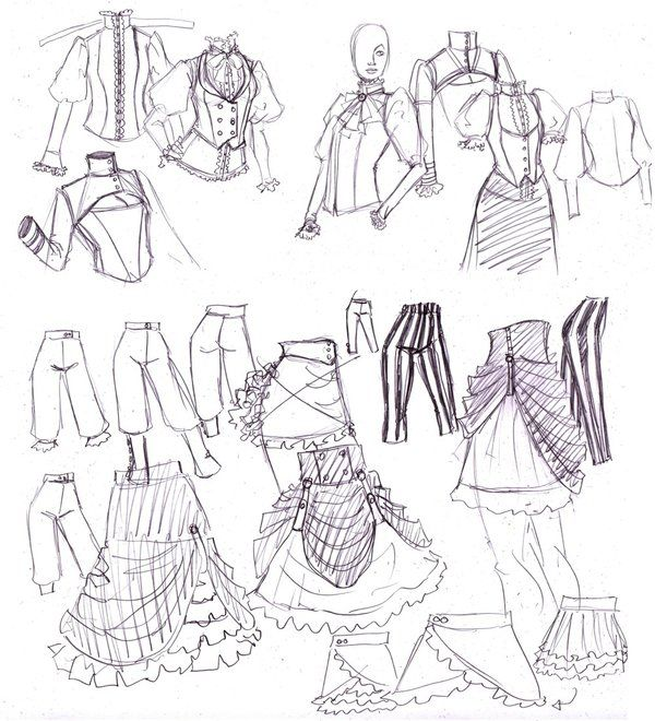 240 best Fashion Sketches images on Pinterest