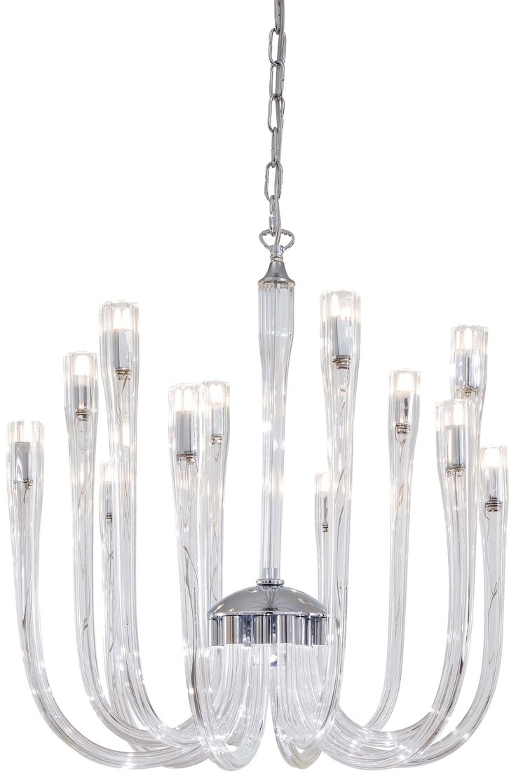 Metropolitan 12 Light Crystal Chandelier