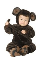 Baby Little Monkey Costume-Baby Boy Costumes-Infant, Baby Costumes-Baby, Toddler Costumes-Halloween Costumes- Party City