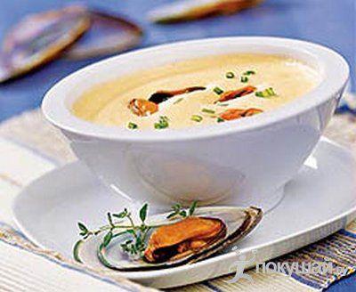 Приготовление супа из морепродуктов острый хемуль