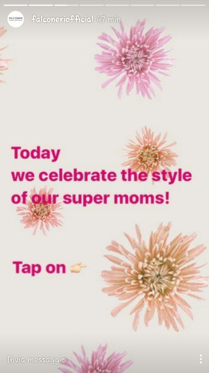 falconeri instagram stories festa della mamma 3    https://giodit.com/2017/05/15/la-festa-della-mamma-celebrata-dalle-aziende-sui-social/