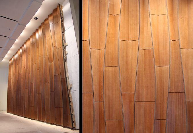 Wall Panels / Mt. Sinai / SITU Fabrication