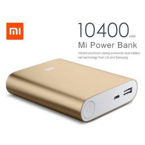 Xiaomi 10400 mAh Powerbank Alüminyum Kasalı Yüksek Kapasiteli (Tk-p10400)