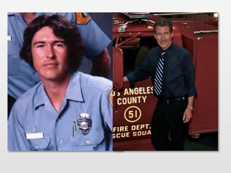 Happy 68th Birthday To Randolph Randy Mantooth He Played Paramedic John Gage On