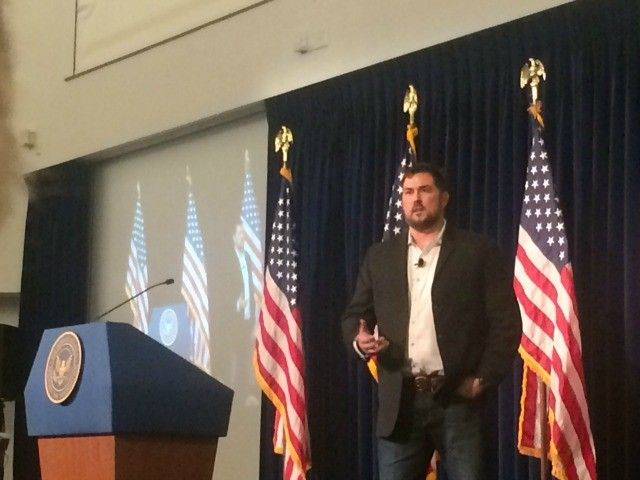 'LONE SURVIVOR' NAVY SEAL MARCUS LUTTRELL SHARES SPECIAL FRIENDSHIP WITH RICK PERRY