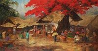 Market by Sudjono Abdullah