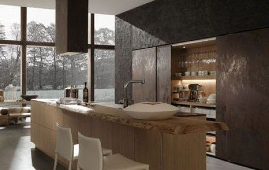 Neos and Cult Headline These Rather Rational Kitchen Designs - 3rings