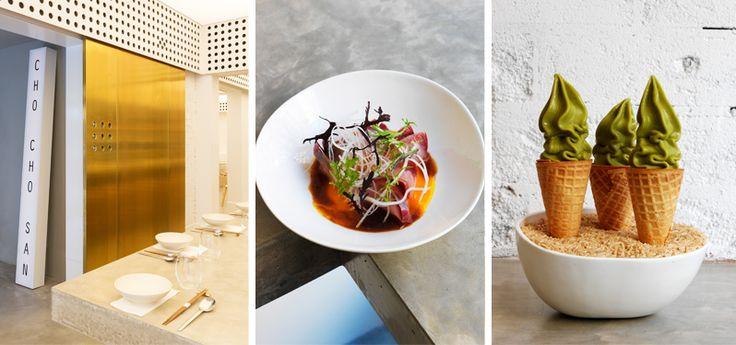 ChoChoSan  #dining #sydney #limeandtonic