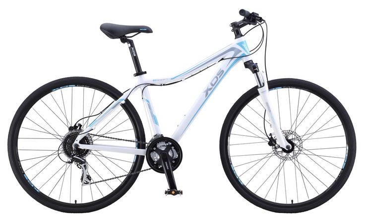 Xds Swift 3.0 hybrid bike is designed for women to have a comfortable yet slightly sporty riding position. The bike is faster and certainly sportier in appearance. Get now at Ivanhoe Cycles. #womensbike #cyclingwomen #fastbikes #sportywomen