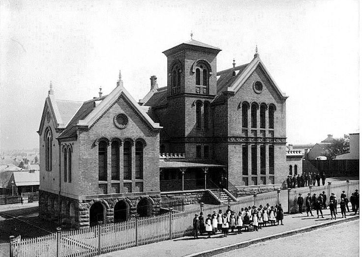 Redfern Public School. 1889
