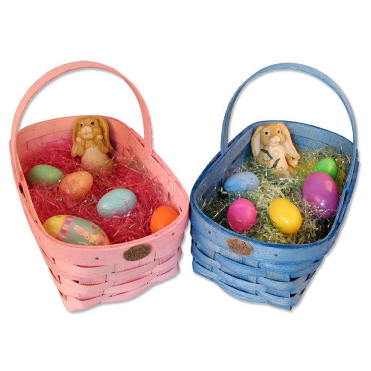 17 Best Images About Easter Baskets By Peterboro Basket