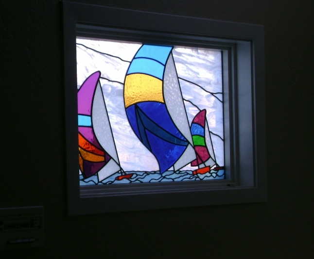 Stained Glass Stained Glass Pinterest Boats Glasses