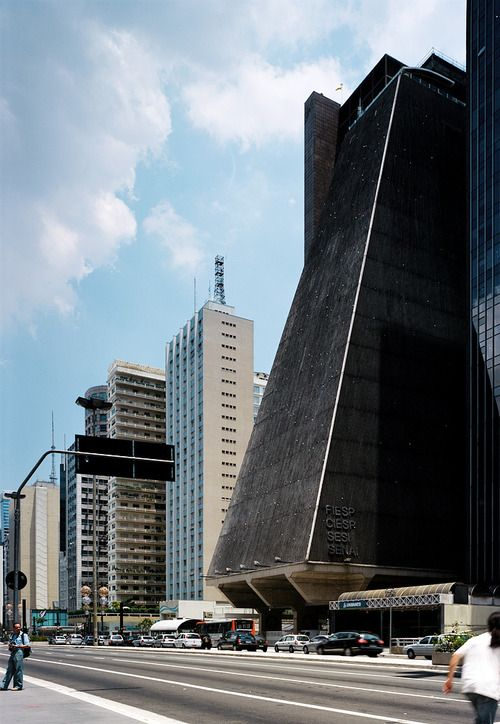 Avenida Paulista, São Paulo, SP by Pedro Kok on Flickr.