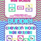 For+the+Word+Wall+Letters: These+chevron+word+wall+letters+include+all+26+letters+of+the+alphabet+with+5+different+chevron+designs+for+the+backgrou...