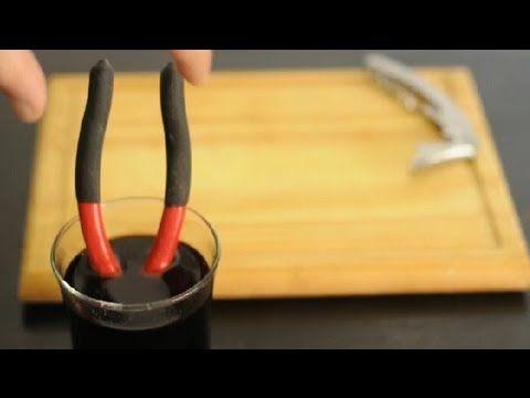 Remedios caseros para quitar el óxido de las herramientas : Cómo reparar tu hogar - YouTube