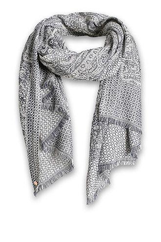 Esprit / 100% cotton scarf