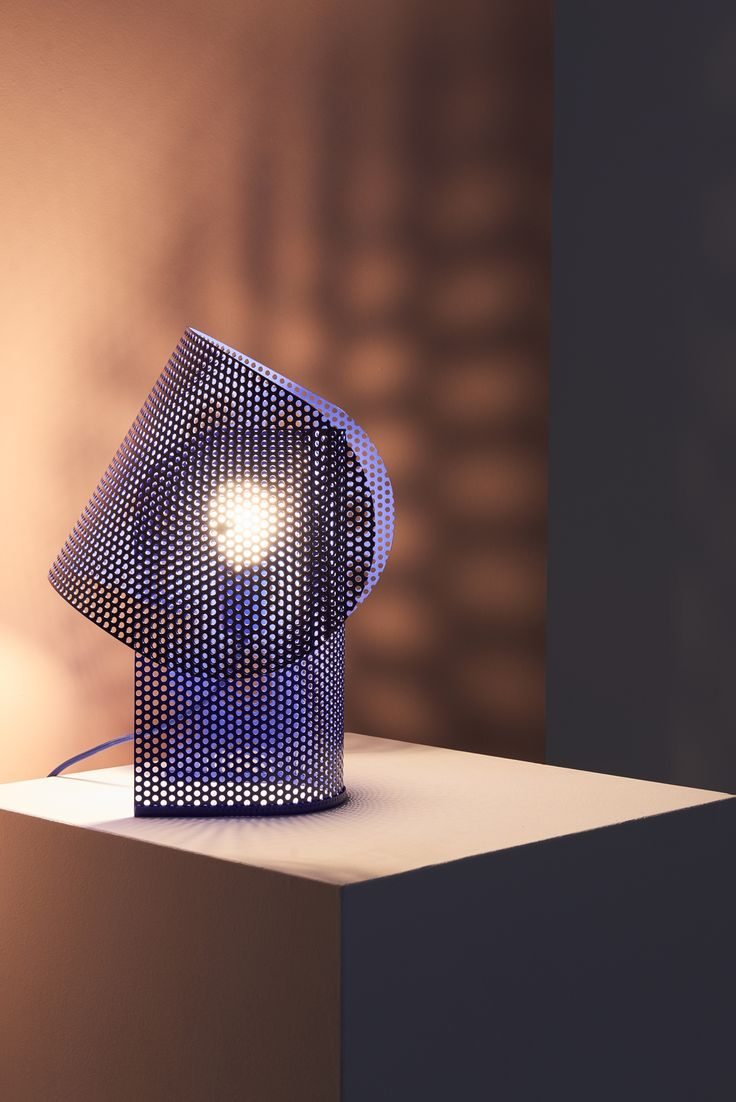 Superpose Lamp by Frederik Kurzweg Design Studio