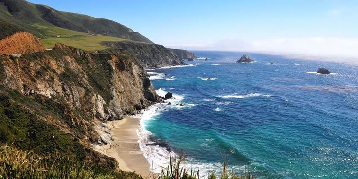 The Golden State stretches 840 miles long — and is chock full of splendor.