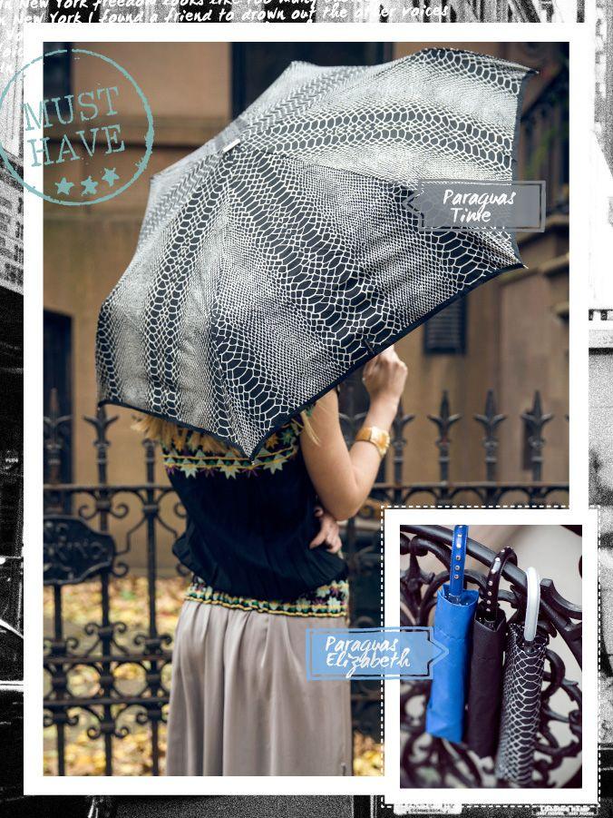 Paraguas Time / Paraguas Elizabeth #musthave #indiastyle