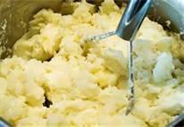 The Keg Garlic Mashed Potatoes