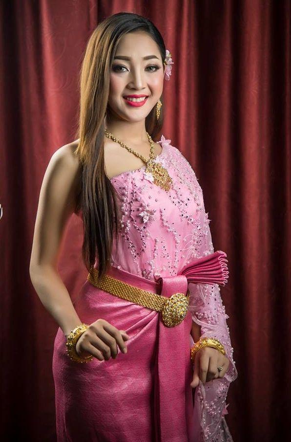 Hermosa Trajes De Boda Khmer Fotos - Ideas de Vestido para La Novia ...