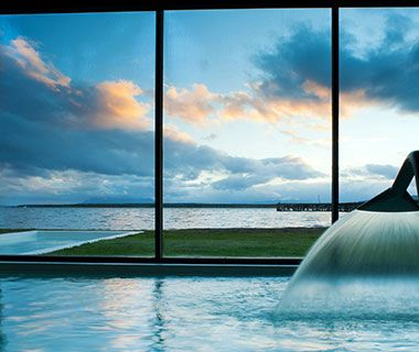 Coolest All-Inclusive Resorts: The Singular, Puerto Natales, Chile.