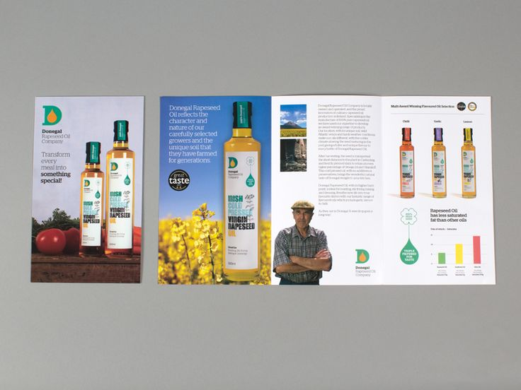 Brand Etiquette, brand design in Belfast, Northern Ireland | Donegal Rapeseed Oil - Brand Etiquette, brand design in Belfast, Northern Ireland