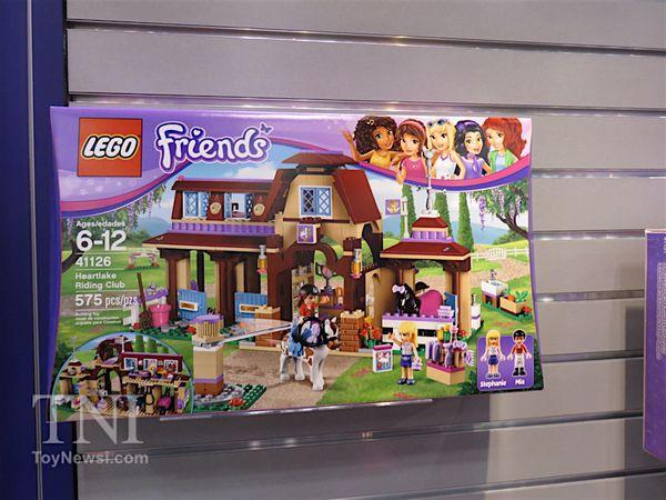 Heartlake Horse Riding Club $70 ~ Lego Friends summer 2016 sets