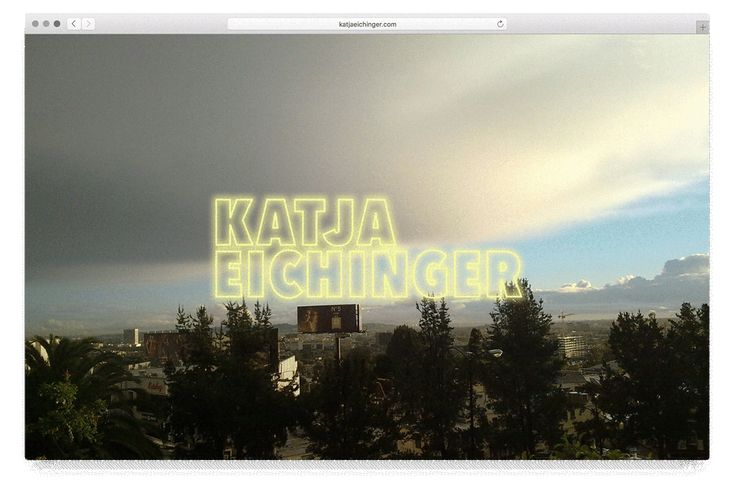 Webdesign and development for munich based writer, photographer and filmmaker…