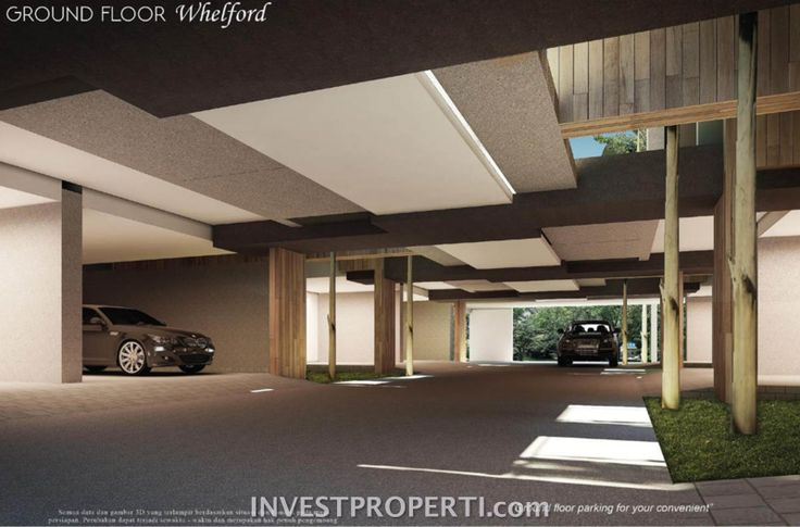 Ground floor cluster WHelford Greenwich Park BSD